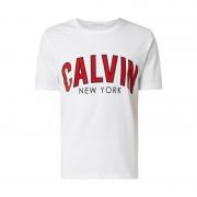 Calvin T-Shirt mit Logo-Print
