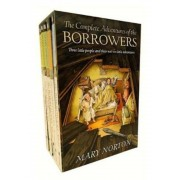 The Complete Adventures of the Borrowers, Paperback