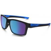 Oakley Mainlink Brillenglas blauw/zwart 2017 Zonnebrillen