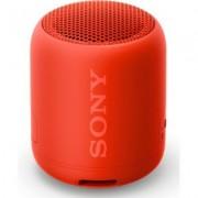 Sony Głośnik mobilny SONY SRSXB12R.CE7 Czerwony