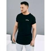 Gorilla Sports Sport T-shirt Zwart M