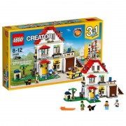Lego creator villetta familiare modulabile 31069