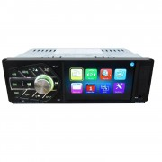 Video player auto 1DIN, display 4 inch, New Model 4124, radio FM, SD si USB, 2 RCA video IN/OUT