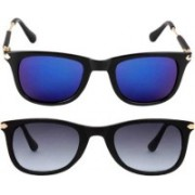John Dior Rectangular Sunglasses(For Boys & Girls)