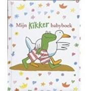 Leopold Mijn Kikker babyboek. 0+