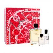 Hermes Terre D´Hermès confezione regalo Eau de Toilette 100 + 12,5 ml Eau de Toilette + 40 ml dopobarba uomo