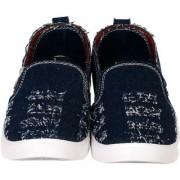 Men's Shoes Designer Best Gift For Men's Loafers Footwear Fabric Denim Print Comfort Stylish Dress Casual 13