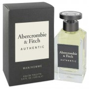 Abercrombie & Fitch Authentic Eau De Toilette Spray 3.4 oz / 100.55 mL Men's Fragrances 545988