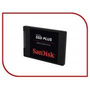 Жесткий диск 240Gb - SanDisk SSD Plus SDSSDA-240G-G26