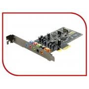 Звуковая карта Creative Sound Blaster Audigy FX PCI-eX int. Bulk 30SB157000001