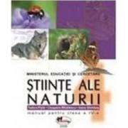 Manual stiinte ale naturii manual pentru clasa 4 - Tudora Pitila Cleopatra Mihailescu Ioana Ghimbas