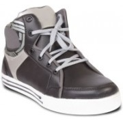 TEN Funky and Stylish Sneakers For Men(Grey)