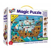 MAGIC PUZZLE - CORABIA PIRATILOR (50 PIESE) - GALT (1003850)