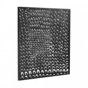 Kave Home Quadro metálico Cyna 60 x 74 cm