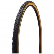 Challenge Limus Tubular Cyclocross Tyre - Black/Tan - 700c x 33mm