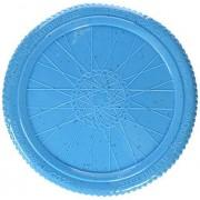 Cycle Dog Disco Volador de llanta Plana, Juguete para Perro con Material Reciclado Ecolast, Azul