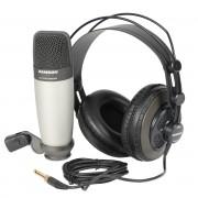 Samson C01/SR850 studio bundel