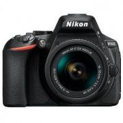 Nikon D5600 svart + AF-P DX 18-55/3,5-5,6G VR + AF-P DX 70-300/4,5-6,3G ED VR
