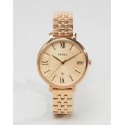 Fossil Наручные часы цвета розового золота Fossil ES3435 Jacqueline - Золотой