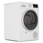 Siemens iQ300 WT45N201GB Condenser Dryer - White