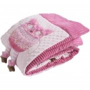 Baby DIB Cobertor 90X120 Buho Rosado
