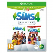 Electronic Arts The Sims 4 Plus Cats & Dogs Bundle - XBOX ONE