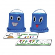 Picioroange pentru copii Buitenspeel, plastic