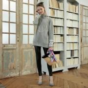 Pixie Heart グローブ付パーカー【QVC】40代・50代レディースファッション