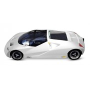 ERTL AMT Ford GT90 V12 Quad Turbo, 1:25 Scale model, White. Plastic ERTL Promo Collectors Item.