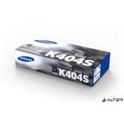 CLT-K404S Lézertoner SL C430W, SL C480W nyomtatókhoz, SAMSUNG, fekete, 1,5k