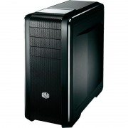 "CARCASA COOLER MASTER. CM 690 III, window version, mid-tower, ATX, 1* 140mm & 1* 120mm fan (inclus), I/O panel, black ""CMS-693-KWN1"""