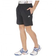 Adidas Black Men's Shorts