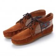 【SALE 58%OFF】ミネトンカ Minnetonka El Paso II Boots (ブラウン) レディース