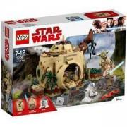 Конструктор Лего Стар Уорс - Хижата на Yoda, LEGO Star Wars 75208