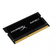 SODIMM 4GB DDR3L-1600MHz CL9 Kingston HyperX Impact, 1.35V