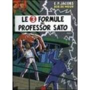 Edgar P. Jacobs, Bob De Moor Le tre formule del professor Sato. 2. ISBN:9788882852115