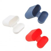 ELECTROPRIME® 3pcs Silicone Case Carrying Earphone Holder for Bluetooth AirPods Sleeves