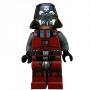 LEGO Star Wars: Sith Trooper Red Minifigure