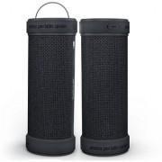 iBall MusiDuet W9 Set of 2 wireless Portable Speaker (Black)