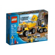 Lego City Loader and Tipper