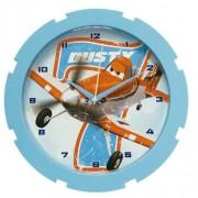 Disney Speelgoed klok blauw Disney Planes