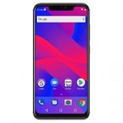 BLU Vivo XI+ Smartphone, Pantalla Full HD+ de 6,2 Pulgadas, 128 GB + 6 GB RAM, cámaras duales AI, Color Negro