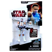 Star Wars Legacy Collection BD44 - Clone Commander Cody 3.75 Figure