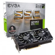 EVGA GeForce GTX 1050 SC 2GB Super Superclocked Edition