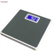 AmtiQ Premium Digital Iron Body 100kg Grey Square Weighing Scale Weighing Scale(Grey)