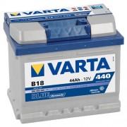 Varta Blue Dinamic 12V 44Ah 440A autó 544402 akkumulátor jobb+ (+AJÁNDÉK!)