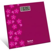 Cantar corporal Tefal PP1073V0, 150 kg, Divizare 100 g (Roz)