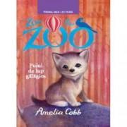 Zoe la zoo. Puiul de lup galagios