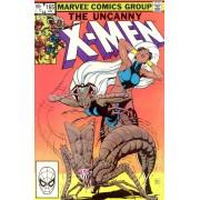 X-men comic books issue 165