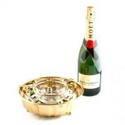 Caviar Luxury Set placat cu aur Chinelli Moet